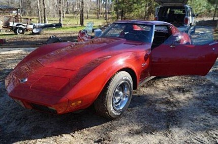 1973 chevrolet Corvette for sale 100851190