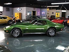 1973 chevrolet Corvette for sale 101017830