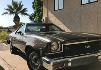 1973 chevrolet El Camino for sale 100885069