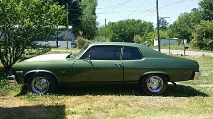 1973 chevrolet Nova for sale 100826515