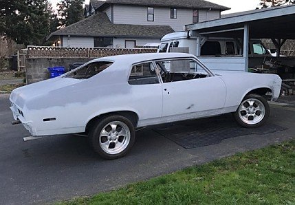 1973 chevrolet Nova for sale 100953731