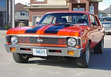 1973 chevrolet Nova for sale 101041122