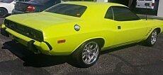 1973 dodge Challenger for sale 100826611