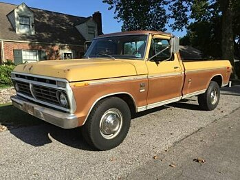 1973 ford F350 for sale 100826427