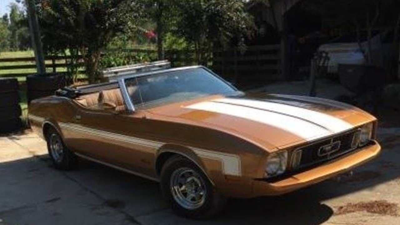 1973 ford Mustang for sale 100905603