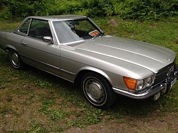 1973 mercedes-benz 450SL for sale 100891405