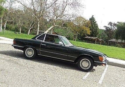 1973 mercedes-benz 450SL for sale 100909978