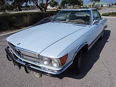 1973 mercedes-benz 450SL for sale 100995772