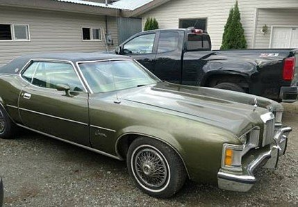 1973 mercury Cougar for sale 100978599