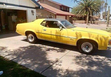 1973 mercury Cougar for sale 100996903