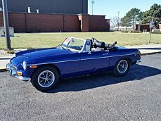 1973 mg MGB for sale 100860919