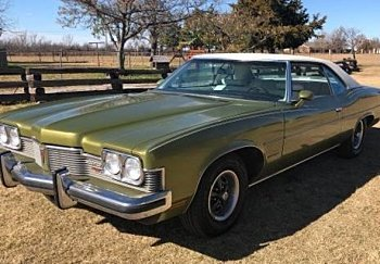 1973 pontiac Catalina for sale 100947304
