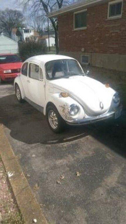 1973 volkswagen Beetle for sale 100863606