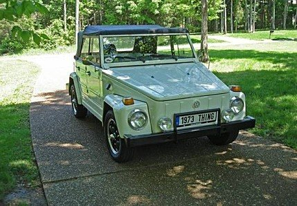 Volkswagen thing classics for sale classics on autotrader 1973 volkswagen thing for sale 100978601 altavistaventures Images