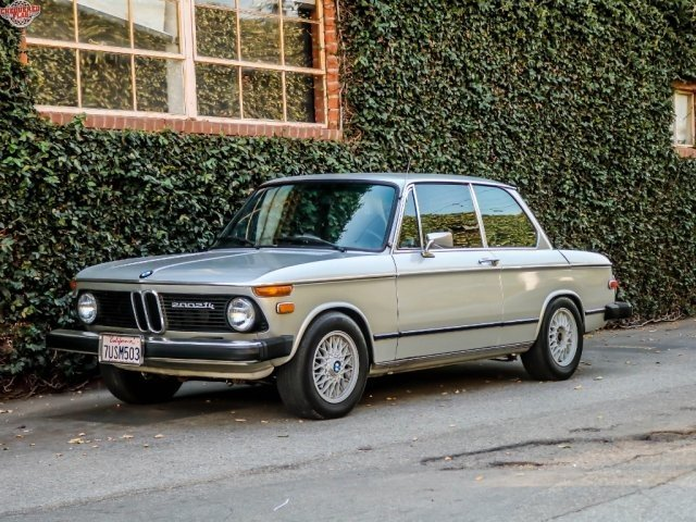 Bmw 2002 Sale >> Bmw 2002 Classics For Sale Classics On Autotrader
