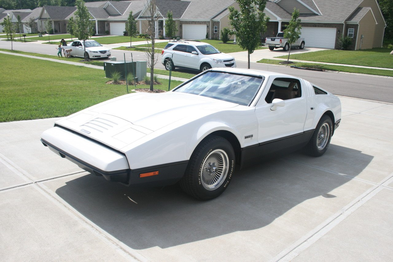 1974 Bricklin SV-1 for sale near Cincinnati, Ohio 45245 ...