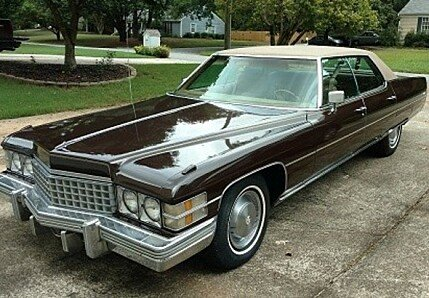 1974 Cadillac De Ville Clics for Sale - Clics on Autotrader