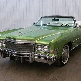 1974 Cadillac Eldorado for sale 100851574