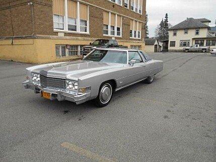 1974 Cadillac Eldorado for sale 100829322
