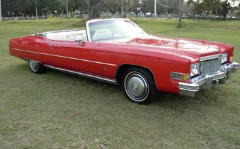 1974 Cadillac Eldorado for sale 100961393