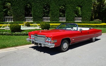1974 Cadillac Eldorado Convertible for sale 100975244