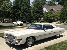 1974 Cadillac Eldorado Convertible for sale 100996419