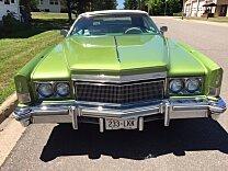 1974 Cadillac Eldorado Convertible for sale 101004538
