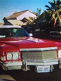 1974 Cadillac Eldorado Convertible for sale 101025301
