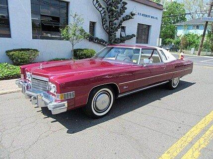 1974 Cadillac Eldorado for sale 101052097