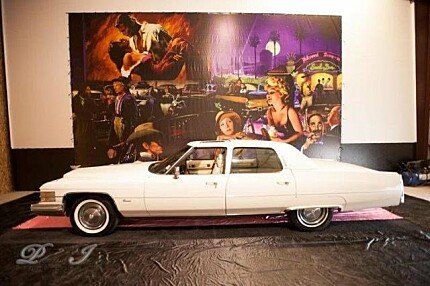1974 Cadillac Fleetwood for sale 100740238