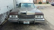 1974 Cadillac Fleetwood for sale 100829192