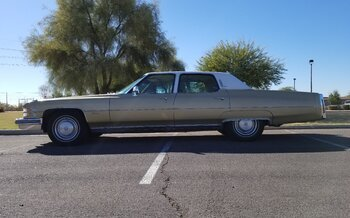 1974 Cadillac Fleetwood Brougham for sale 100943551