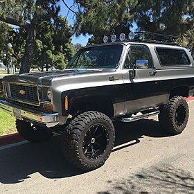 1974 Chevrolet Blazer for sale 100753065