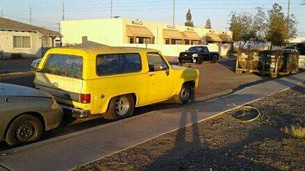 1974 Chevrolet Blazer for sale 100968165