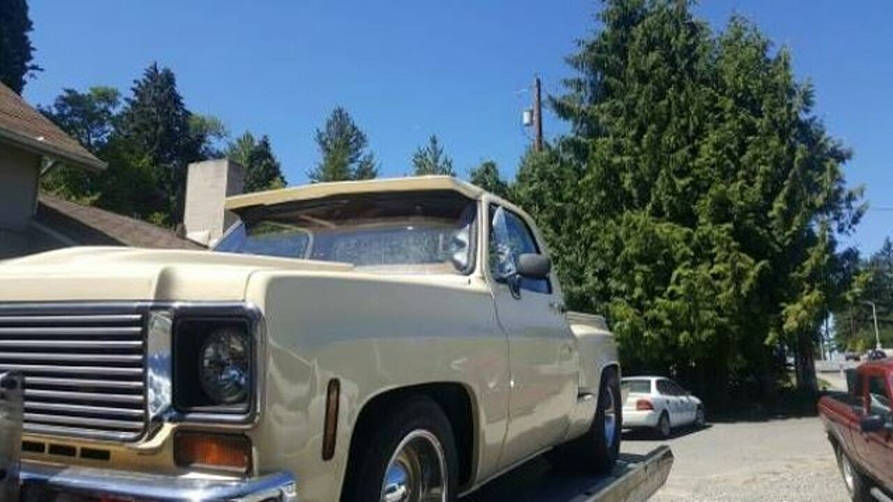 1974 Chevrolet C/K Truck for sale 100841109