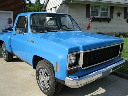 1974 chevrolet c k truck classics for sale classics on autotrader. Black Bedroom Furniture Sets. Home Design Ideas