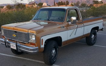 1974 Chevrolet C/K Truck 4x4 Regular Cab 2500 for sale 100988958