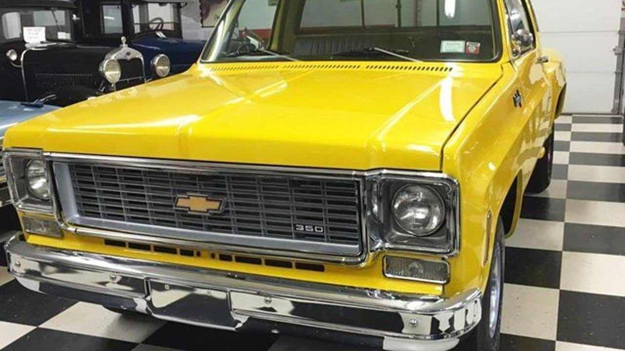 Pickup 74 chevy pickup : 1974 Chevrolet C/K Trucks Classics for Sale - Classics on Autotrader