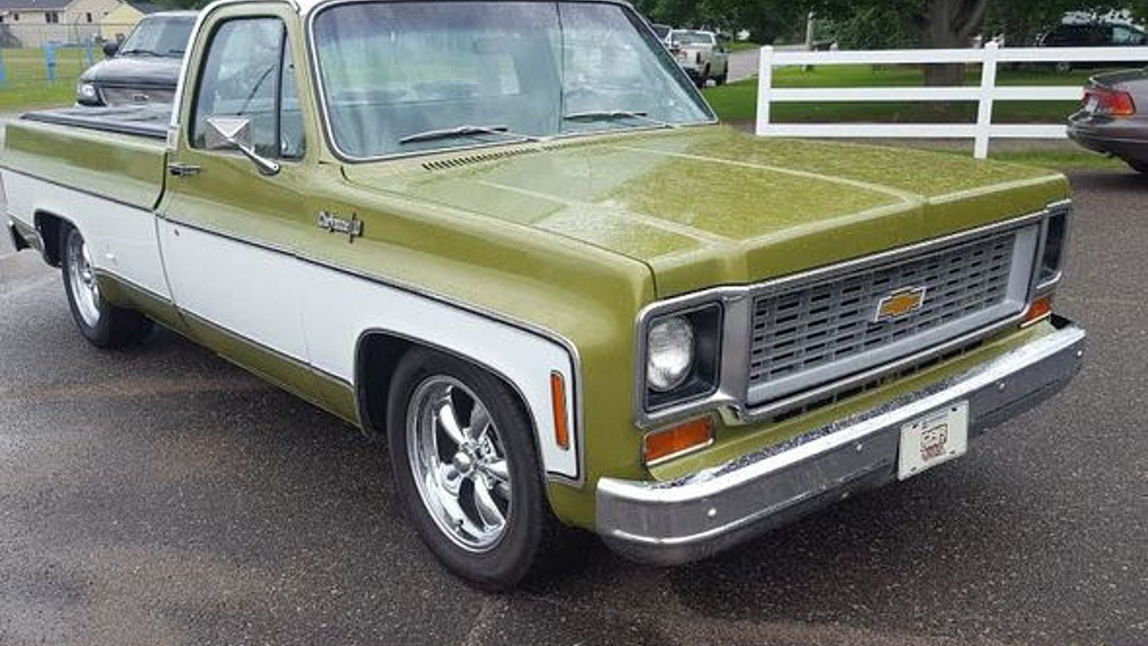 1974 Chevrolet C/K Trucks for sale 100791951