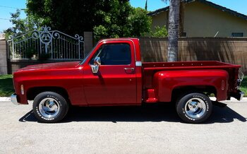1974 Chevrolet C/K Trucks Custom Deluxe for sale 100888099