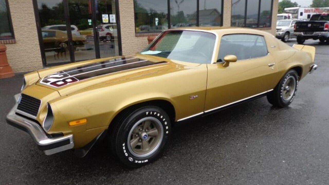 1974 chevrolet camaro z28 for sale near mill hall. Black Bedroom Furniture Sets. Home Design Ideas