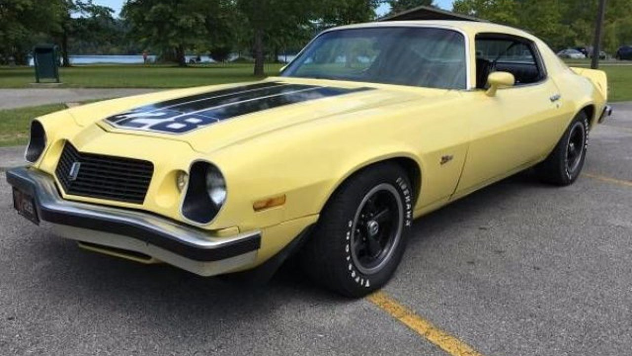 1974 Chevrolet Camaro for sale 100906013