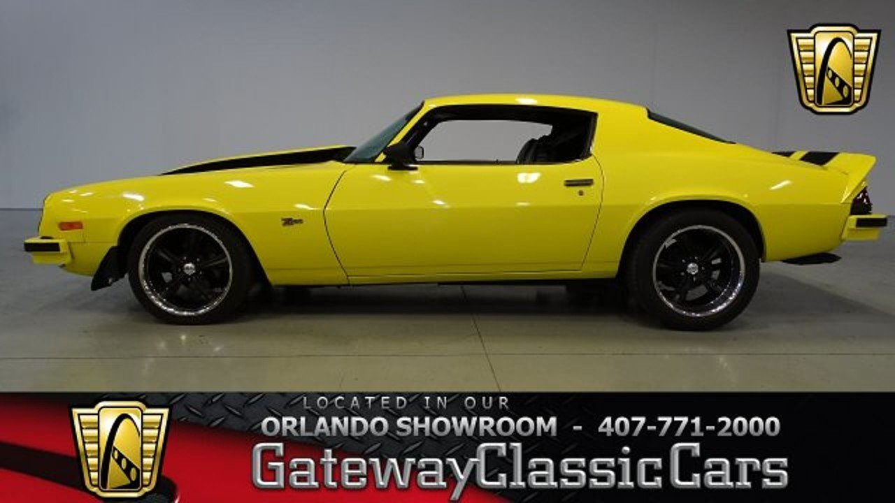 1974 Chevrolet Camaro Z28 for sale 100948938