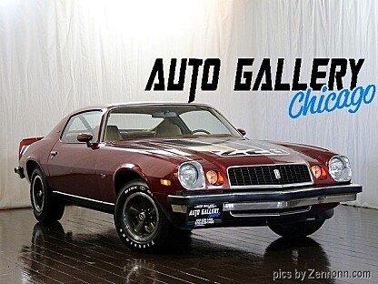 1974 Chevrolet Camaro Z28 for sale 101006941