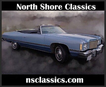 1974 Chevrolet Caprice for sale 100846085