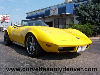 1974 Chevrolet Corvette for sale 100772714