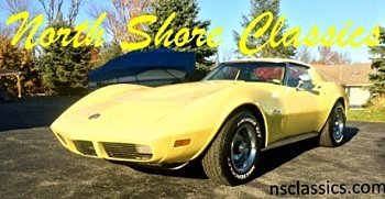 1974 Chevrolet Corvette for sale 100775660