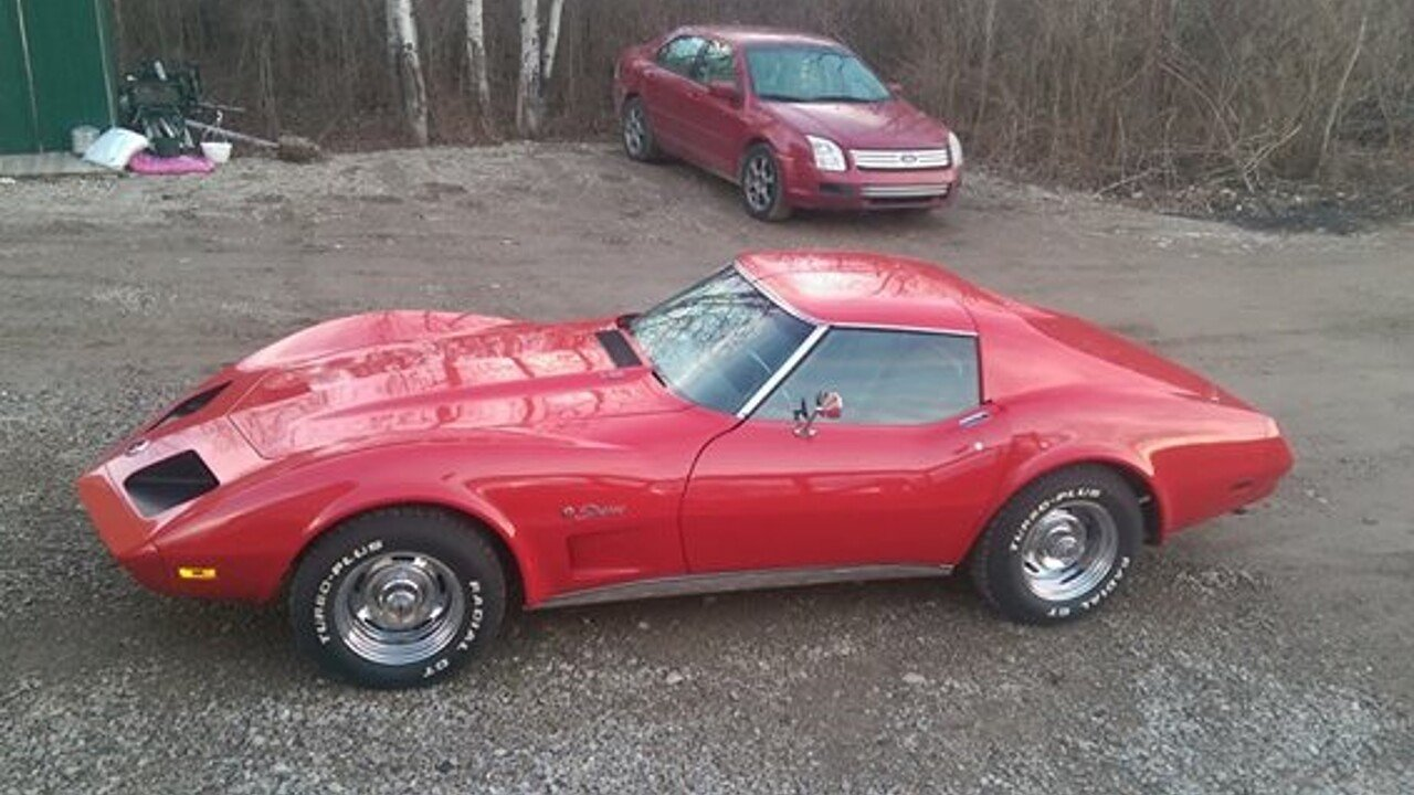 1974 Chevrolet Corvette for sale 100823290