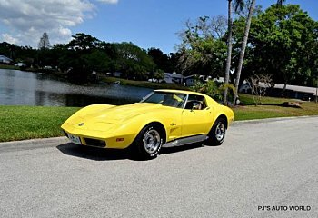 1974 Chevrolet Corvette for sale 100859581
