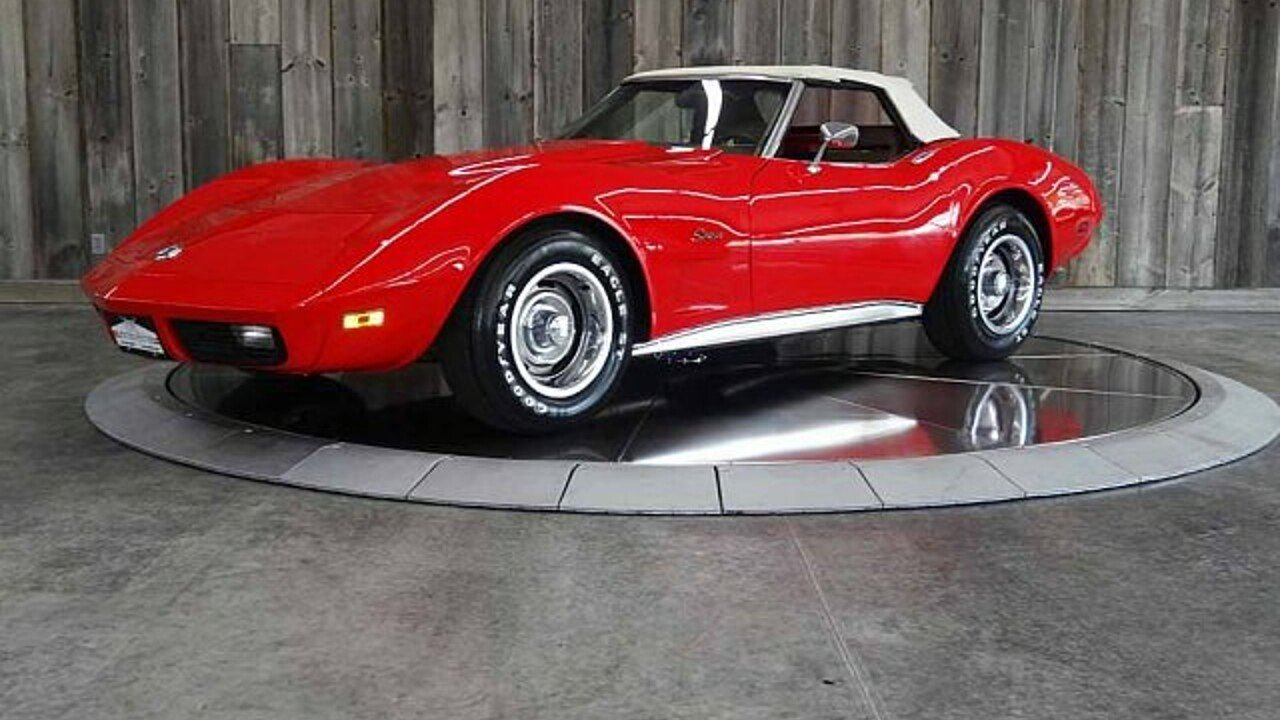 1974 Chevrolet Corvette for sale 100872805